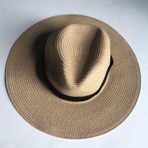 New Madewell Sun Hat Fedora S M